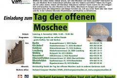 Flyer TdoM 2008 - Aargau
