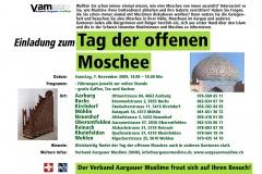 Flyer TdoM 2009 - Aargau