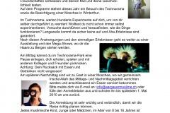 Flyer Jugendtag 2010