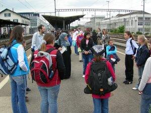 VAM-Jugendtag: Ausflug ins Verkehrshaus nach Luzern, 28. Mai 2006
