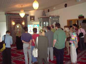 Tag der offenen Moschee, 9. September 2006