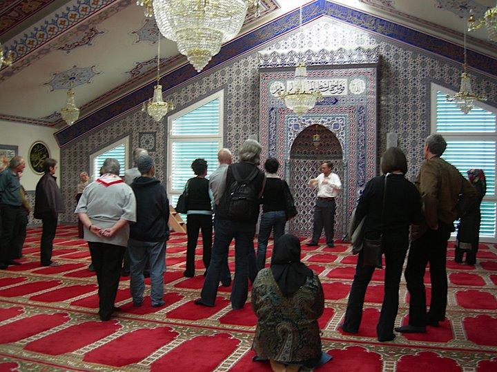 Tag der offenen Moschee am 9. November 2019