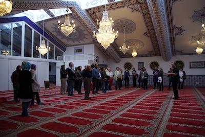 Moschee Wohlen