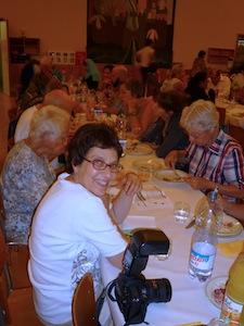 Öffentlicher Iftar in Baden, 22. August 2011