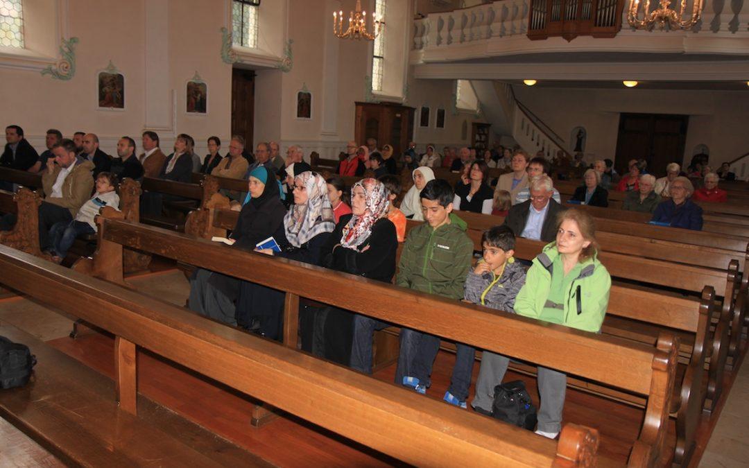 Jubiläumsfeier «50 Jahre Pfarreiheim Würenlingen», 10. Juni 2012