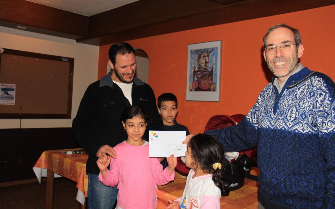 Gewinnerin Ballonwettbewerb Barakah Mahmadi