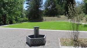 Interreligiöser Friedhofbesuch in Baden