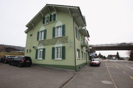 Die Grüne Moschee in Aarburg AG sucht eine neue Bleibe