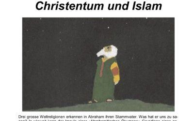 Religionen im Gespräch: Abraham im Judentum, Christentum und Islam