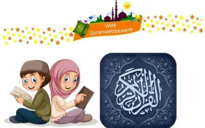 Quran-Wettbewerb am VAM-Familientag 2020