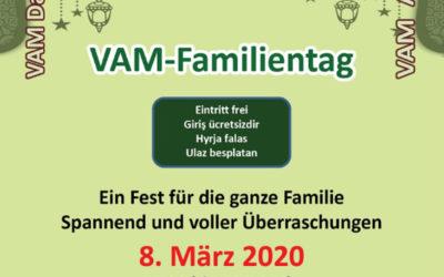 VAM-Familientag 2020