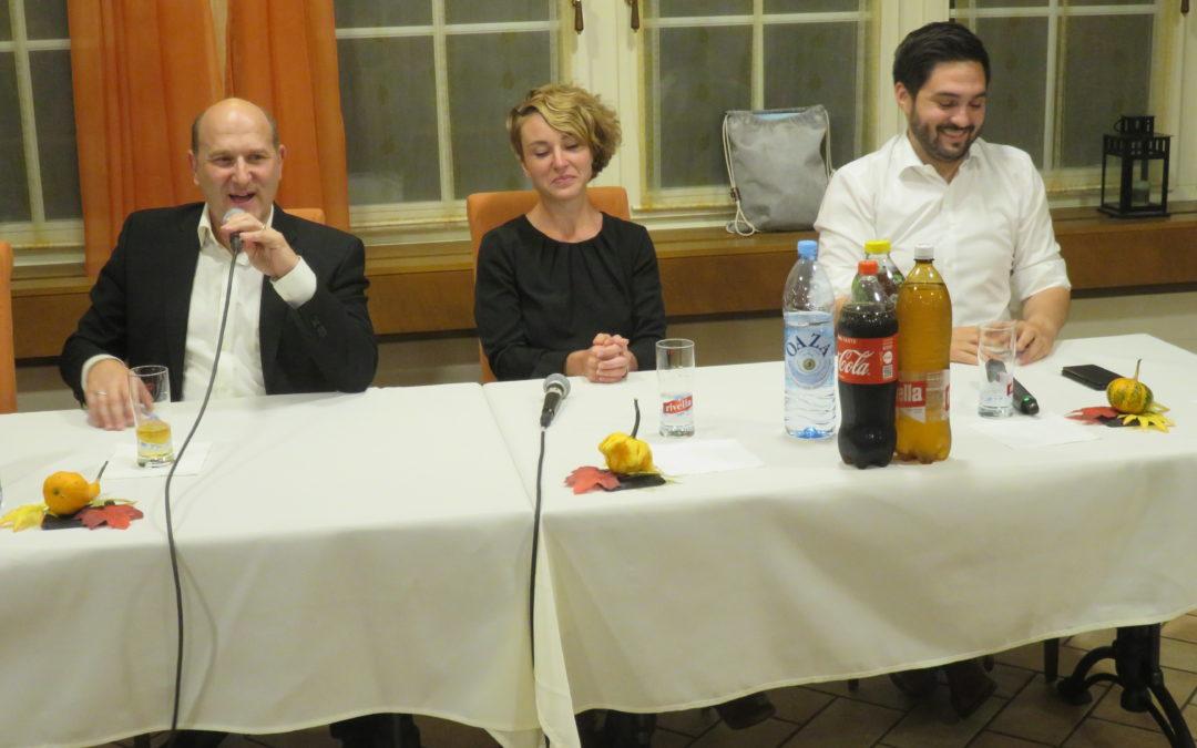 VAM-Wahlpodium in Oberentfelden stiess auf grosses Interesse
