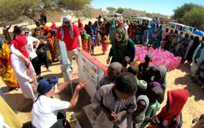Aargauer Muslime helfen Notleidenden im Tschad