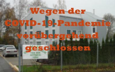 COVID-19-Update: Moscheen müssen bis zum 8. Juni 2020 geschlossen bleiben