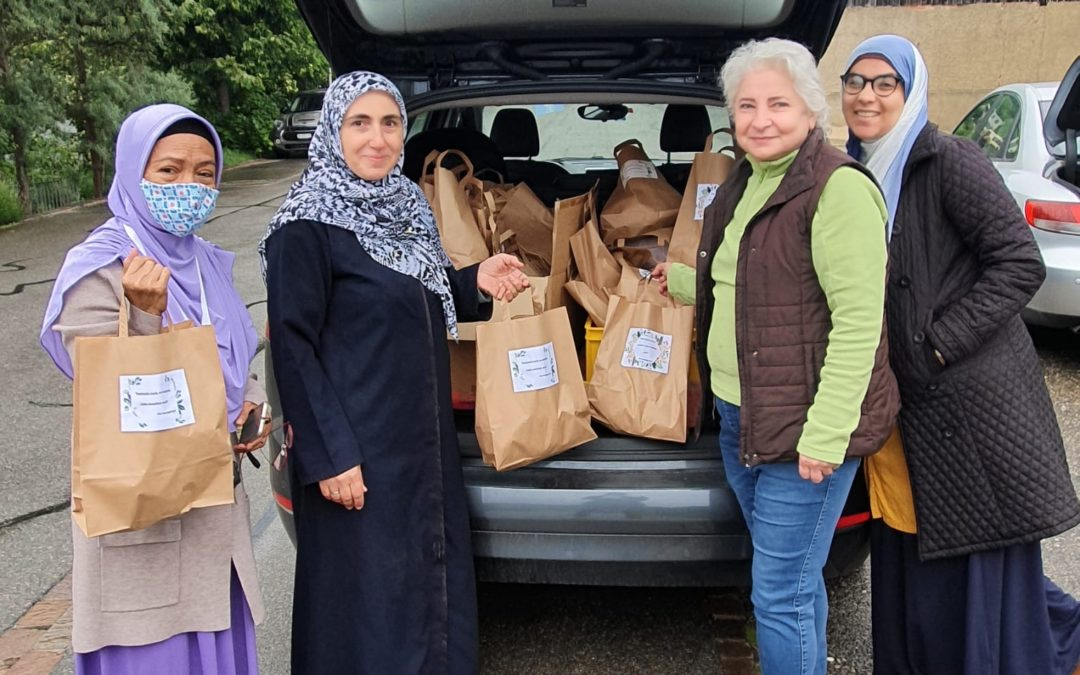 Aargauer Frauengruppe unterstützt Bedürftige