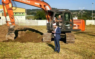 Bau der neuen Moschee in Reinach hat begonnen