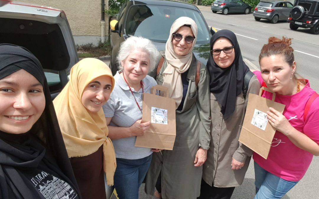 Ramadan-Pakete für Bedürftige im Aargau