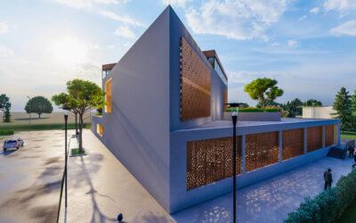 Moscheebau in Reinach macht gute Fortschritte
