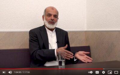 Zeitgeschichte Aargau – Gespräch mit Malik Allawala