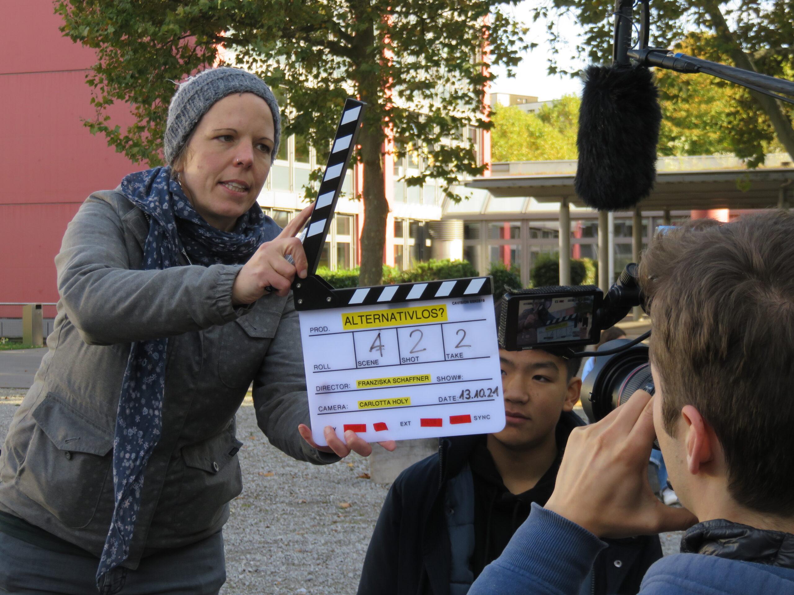 Abschluss der Dreharbeiten zum VAM-Filmprojekt